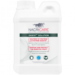 Ulcer Supplements for Horses - Digest Plus Solution 1 Liter